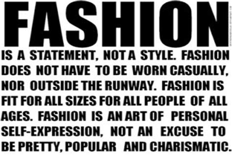 Fashion Quotes From The Designers by Fashion Quotes By Designers Quotesgram