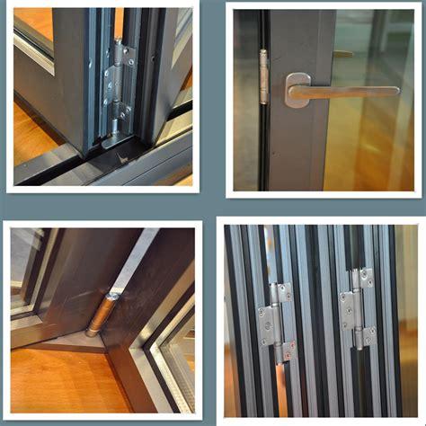 Bi Fold Patio Doors Aluminum Thermal Broken Aluminum Folding Doors Bi Fold Patio Door Buy Folding Doors Bi Fold Patio Door