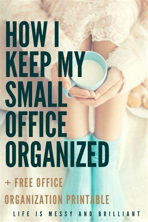 how to organize your office and keep it that way how to keep your small office organized free office