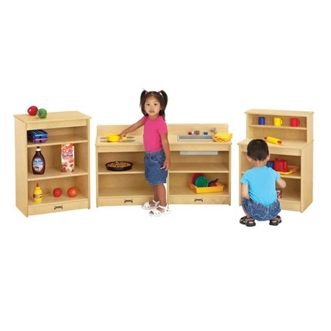 preschool kitchen furniture dramatic play kid s kitchen play ideas