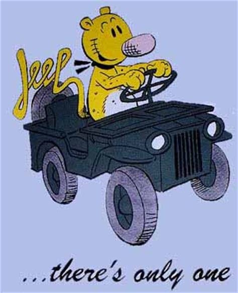 Jeep Character Eugene The Jeep Character Flickr Photo