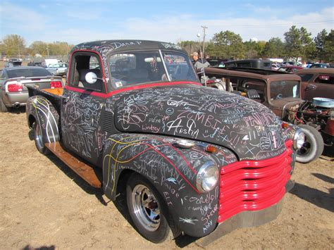 chalkboard paint your car chalkboard paint on a car themusclecarguy net