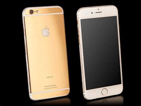 million iphone  bedazzled  kt gold  diamonds imore