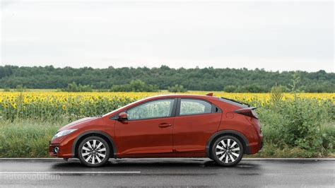 2015 honda civic reviews 2015 honda civic review autoevolution