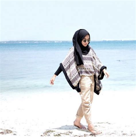 Baju Untuk Ke Pantai hotd batwing blouse pilihan hilda ayudya ke pantai co id