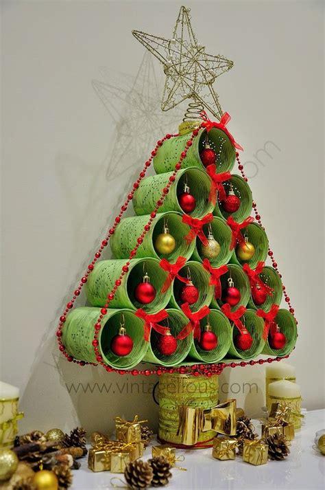 arboles navidad reciclados m 225 s de 1000 ideas sobre adornos navide 241 os reciclados en