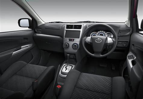 Car Interior Refurbishment Malaysia by 2016 Toyota Avanza Facelift Launched In Malaysia