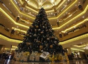 the 11 million dollar christmas tree in abu dhabi livbit