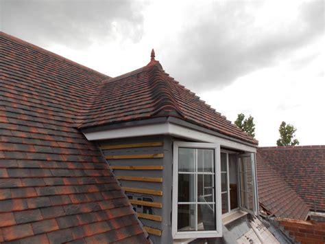 Hip Roof Dormer Blue Burgundy Exterior Colors