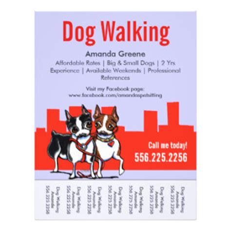 walker boston walking promotional flyers walking promotional flyer templates