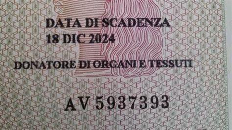 ufficio anagrafe gallarate malnate ecco la carta d identit 224 per i donatori di organi