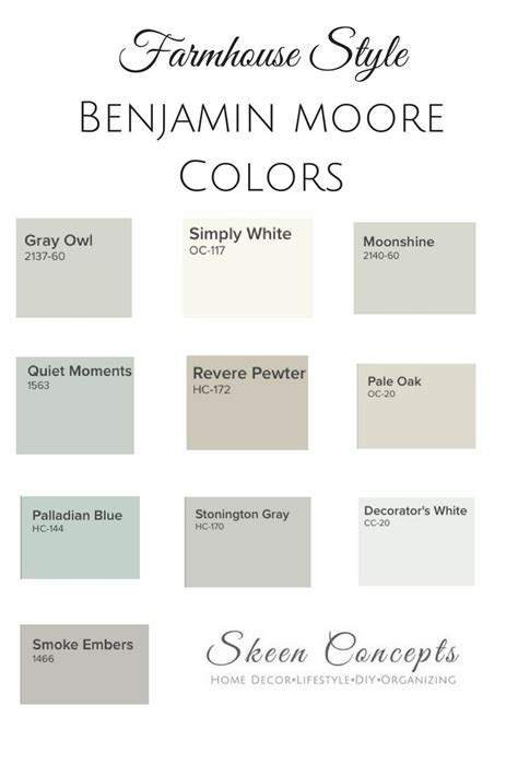 best 25 benjamin colors ideas on