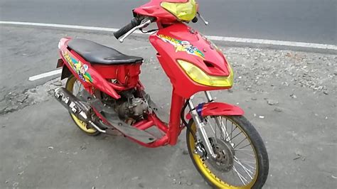 Shock Motor Mio Sporty modifikasi mio sporty tahun 2008 racing