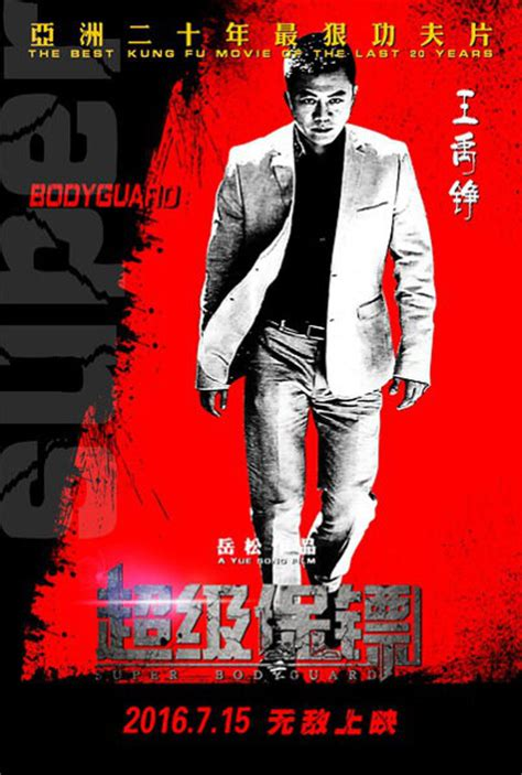 film china bodyguard photos from super bodyguard 2016 movie poster 16