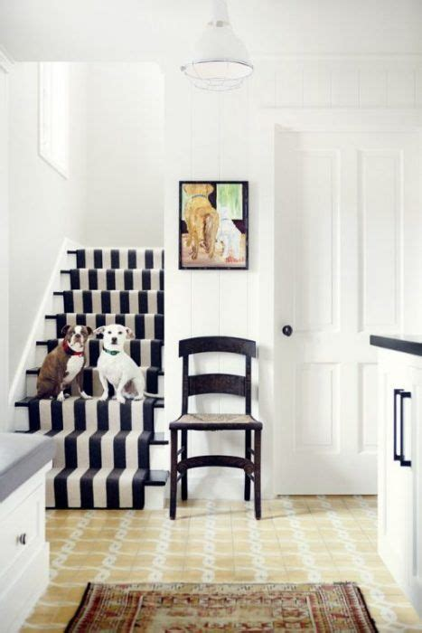 Excepcional  Pintura Para Escaleras #5: Decoración-de-escaleras-interiores-alfombra-e1478008265214.jpg