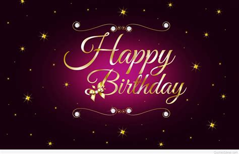 Birthday Wallpaper With Quotes Birthday Wallpapers