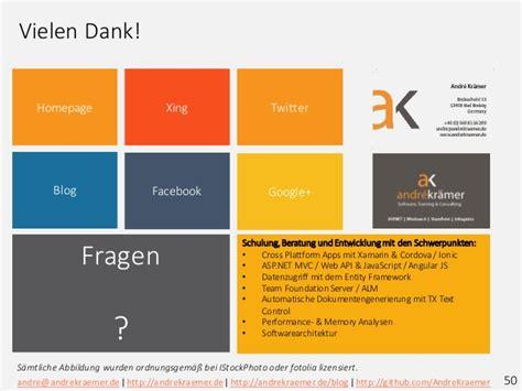 xamarin tutorial pptx cross plattform app entwicklung mit visual studio 2015