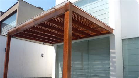 techos de madera para terrazas techos de madera para terrazas de calidad y gran dise 241 o
