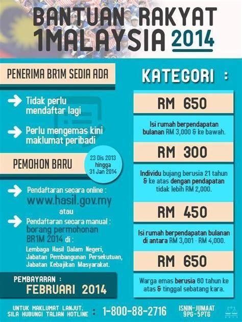br1m 2014 dibuka dari 23 disember 2013 hingga 31 januari 2014 permohonan bantuan rakyat 1malaysia br1m 2014 anarm net
