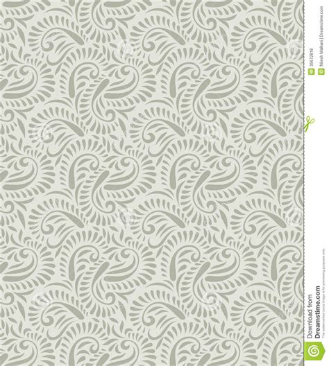 paisley seamless pattern vector seamless vector paisley pattern stock vector image 35672818