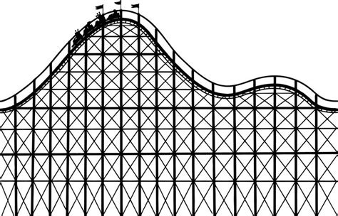 Roller Coaster Clipart Google Search Books Worth Reading Pinterest Church Roller Roller Coaster Template