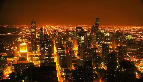 city of chicago light chicago city lights revisited a photo from illinois