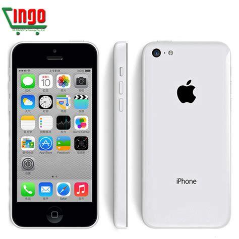 Iphone Ram 1gb free shipping iphone 5c cellphone 1gb ram 16gb rom 8mp 3g wifi gps ios 7 0 4 1136 640