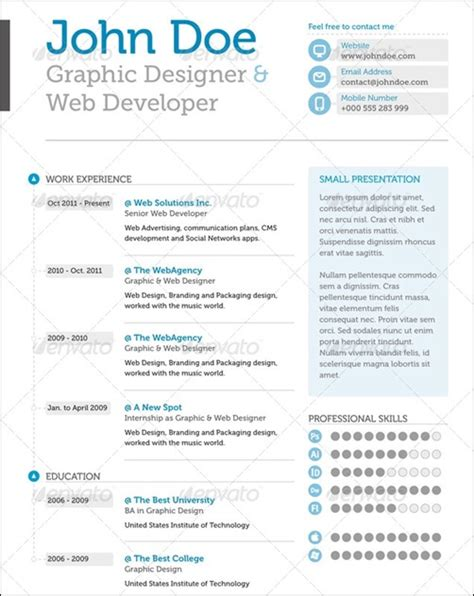 Exle Of Complete Resume by Phuket Resume Collection And Creative Design 30 Amazing