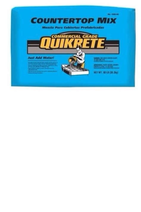 Quikrete Countertop Mix Canada by Diy Concrete A Catalog Of Things That You Can Make