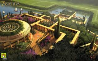 hanging gardens of babylon wallpapers wallpaper cave