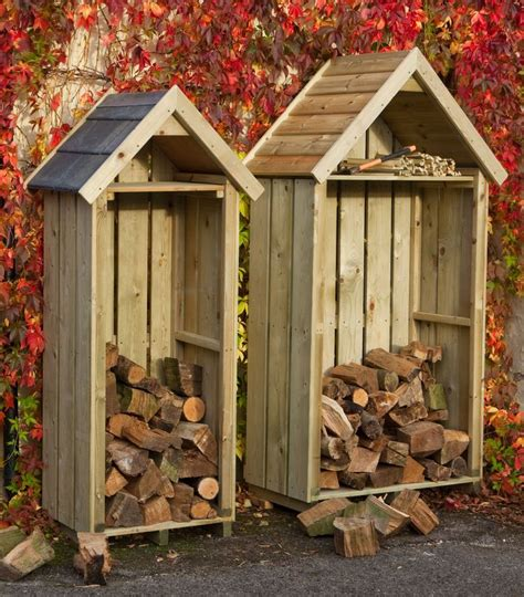 Outdoor Firewood Storage Shed by Best 25 Log Store Ideas On Wood Store Wood
