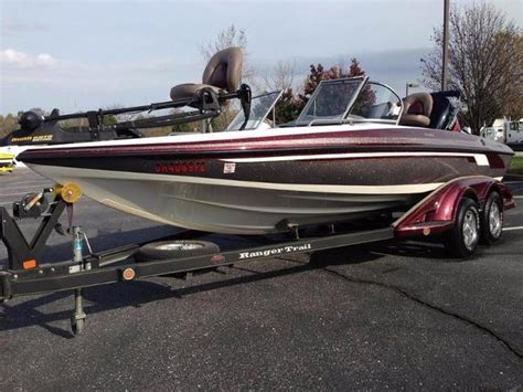 used fish and ski boats used ski and fish ranger boats for sale boats
