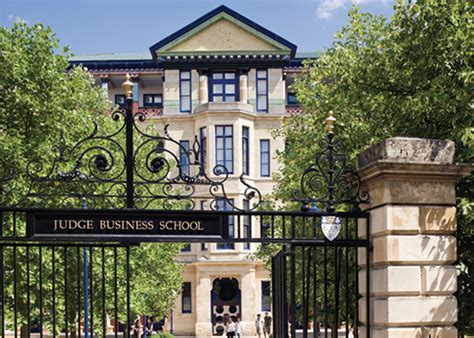 Jbs Cambridge Mba by Cambridge Judge Business School Brings Apps To Staff