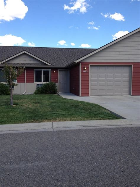 Apartments With Attached Garages In Houston Tx by Frontier Apartments Rentals Billings Mt Apartments