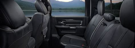 Laramie Limited Interior by 2016 Ram 1500 Laramie Limited Review