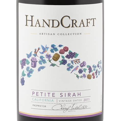 handcraft sirah 2011 expert wine ratings and wine
