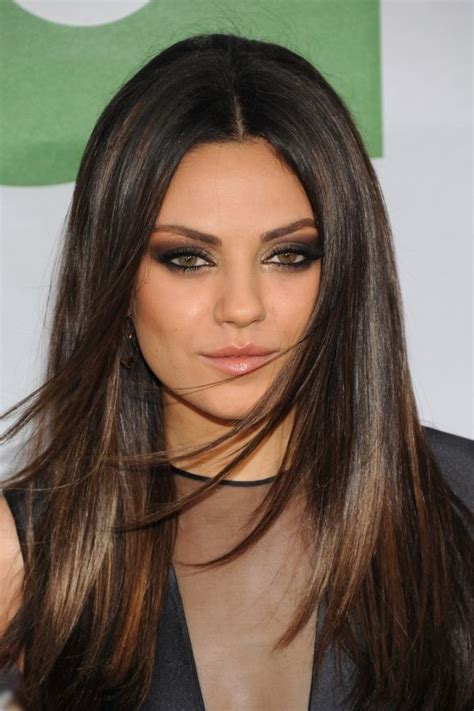 mila kunis hair color mila kunis i want look in 2019 hair hair