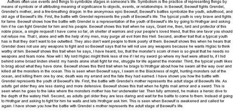Vs Modern Essay by Beowulf Vs Modern Essay Researchmethods Web Fc2