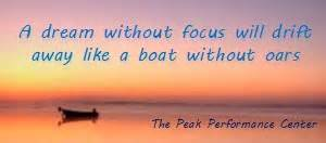 boat without oars setting goals starts with your lifetime goals