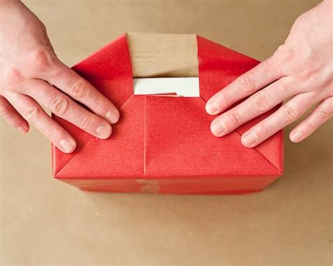 how to wrap a present gift wrapping a 4 and fisher on pinterest