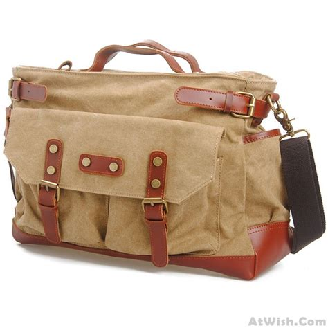 Fashionable Leather Retro Splicing Black - retro large capacity travel handbag thick canvas splicing