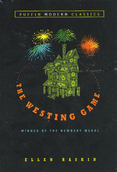 Novel The Westing msrameysbookchat licensed for non commercial use only the westing