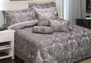 Super King Duvets Carrington Pewter From Home Store Plus