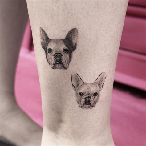 animal portrait tattoo best 25 portrait ideas on pet