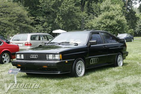 Audi Informationen by 1983 Audi Quattro Information Illinois Liver