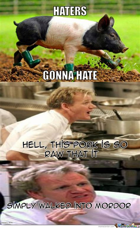 Gordon Meme - another gordon ramsay meme by recyclebin meme center