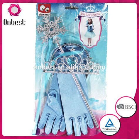 Original Colorful Magic Stick For snowflake design frozen princess colorful magic stick