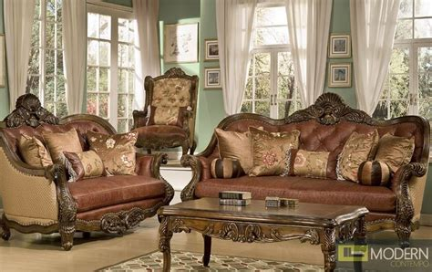Traditional Leather Living Room Sets by 1000 Images About Furniture On