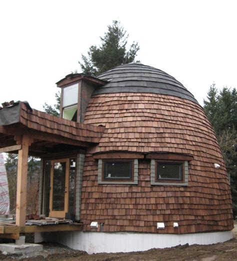 lexa dome tiny homes 540 sq ft dome cabin