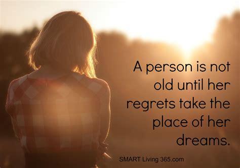Avoiding Regrets A Happier Life Avoiding Regret